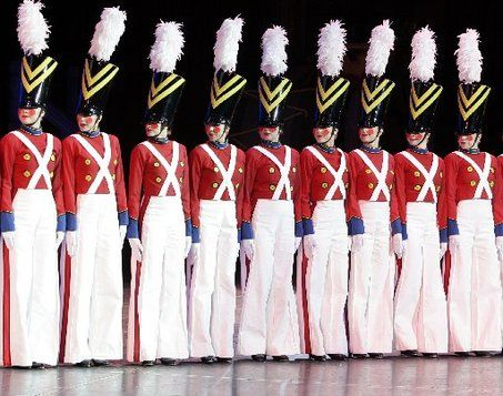 Radio City Christmas Spectacular\' does justice to its name.