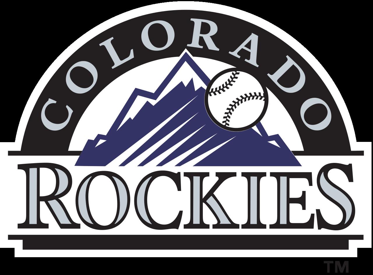 Colorado rockies clipart.