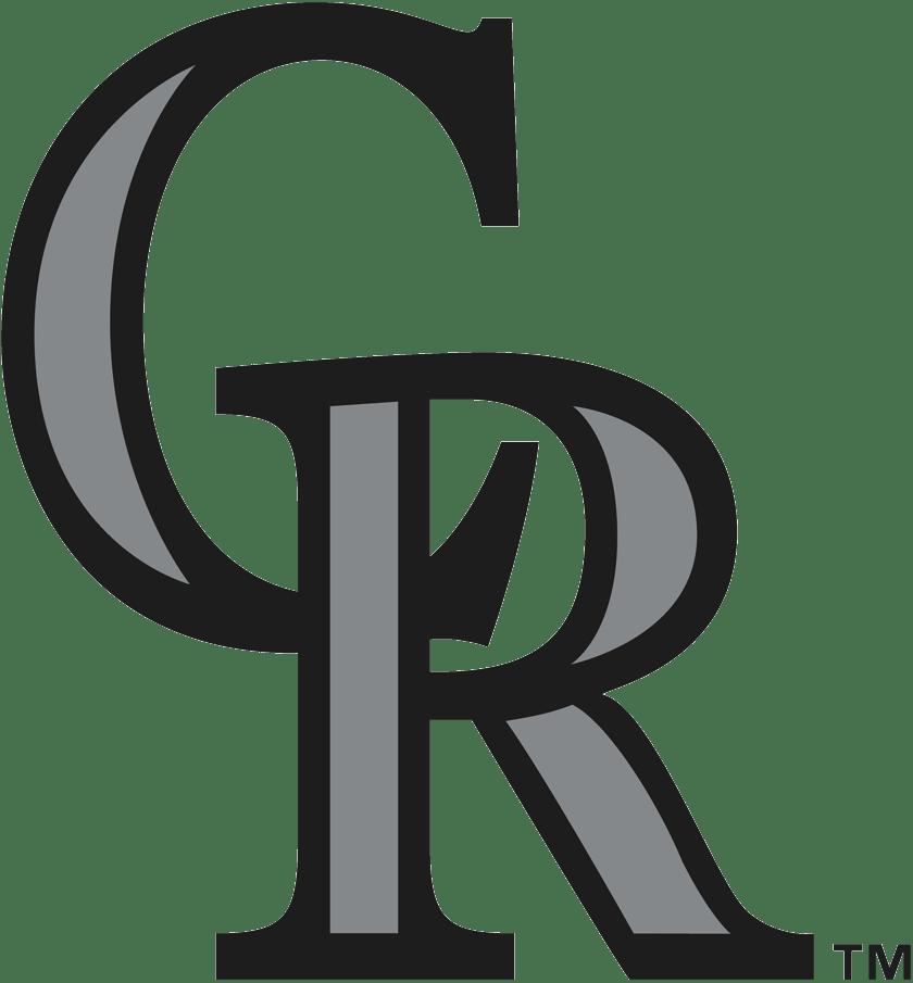 Colorado Rockies Logo PNG Image.