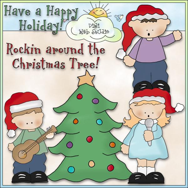 Rockin Around The Christmas Tree 1.