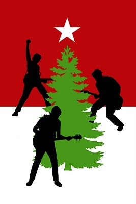 Rockin Around The Christmas Tree Clipart.