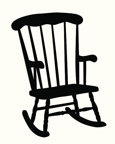 409 Rocking Chair free clipart.