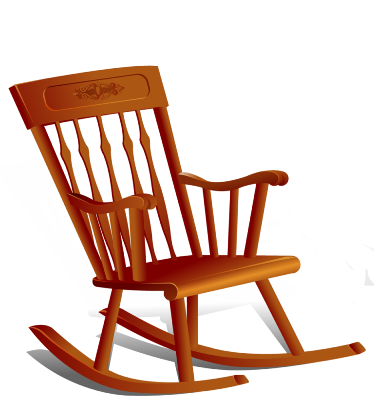 Rocking chair clipart free 1 » Clipart Station.