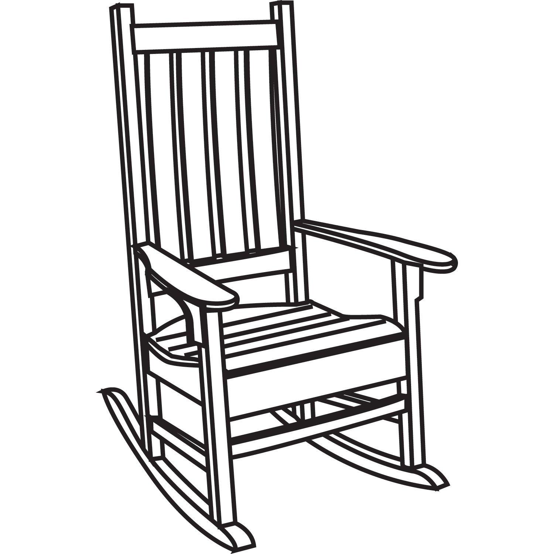 95+ Rocking Chair Clipart.