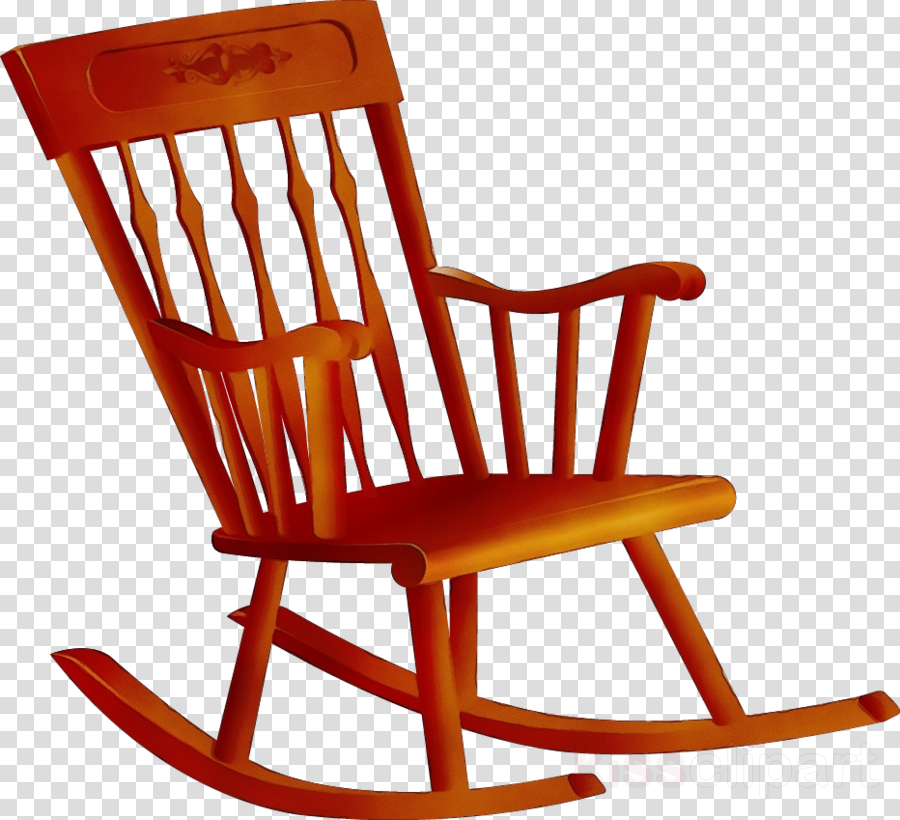 chair furniture rocking chair windsor chair clipart.