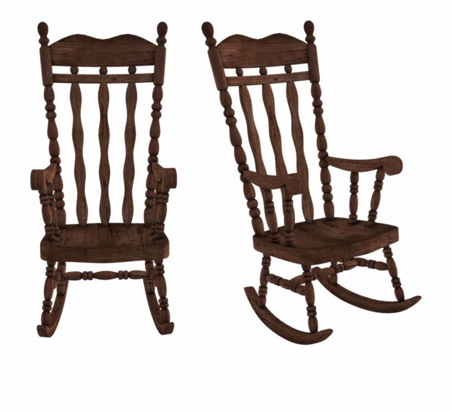 Wooden Rocking Chair Repair.