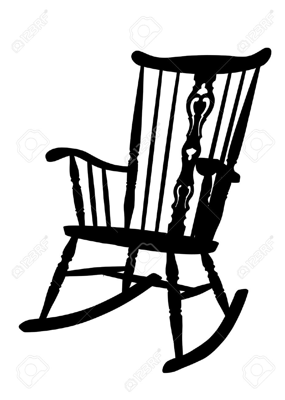 Baby Rocking Chair Clipart Rocking chairs ...