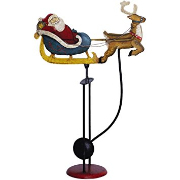 Amazon.com: Santa's Sleigh Sky Hook.