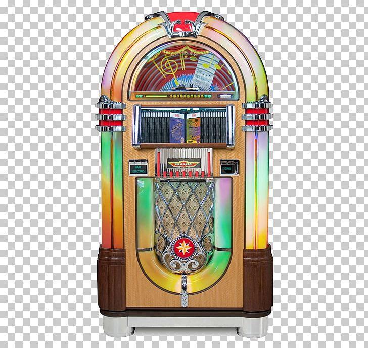 Jukebox Internet Radio Rock.