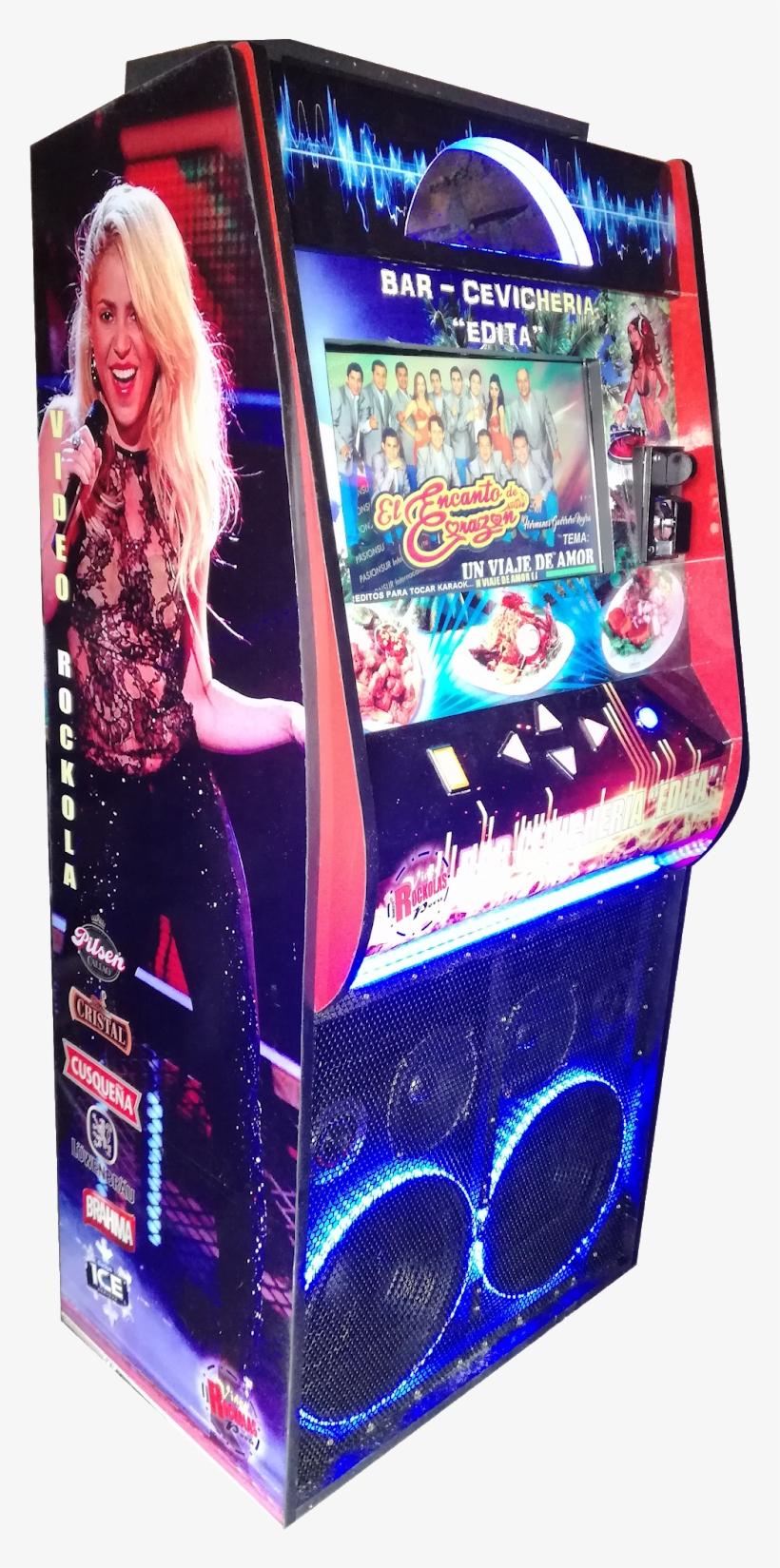 Video Rockola Digital.