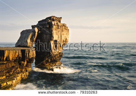 Rock Cliff Stock Photos, Royalty.