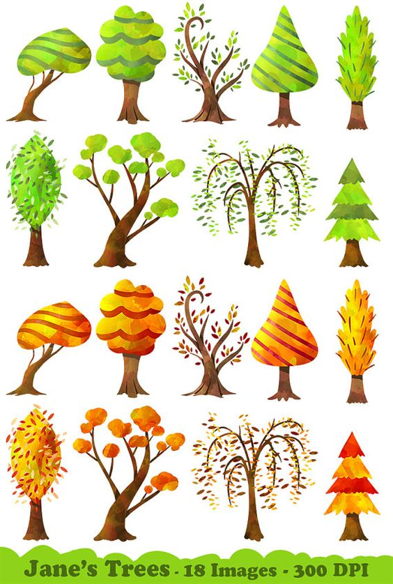 Trees, Spring and Autumn on Pinterest.