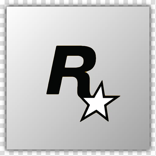 CS Rockstar Logo Icon, Rockstar logo transparent background.