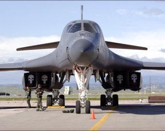 B1 bomber.
