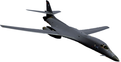 Bomber airplane animated clipart.