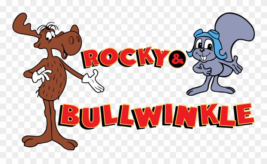 The Rocky And Bullwinkle Show Image Clipart (#2284696.