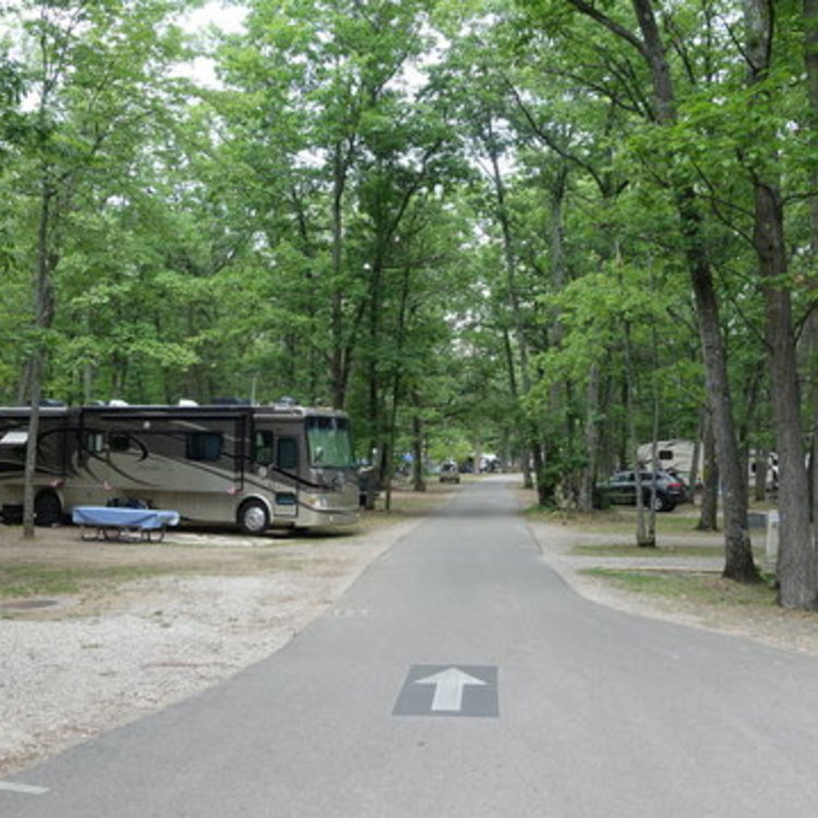 6 RV Campgrounds Near Sleeping Bear Dunes National Lakeshore.