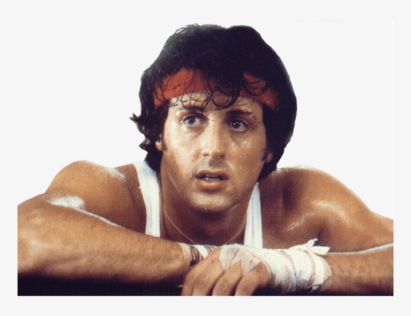 Rocky Sylvester Stallone.