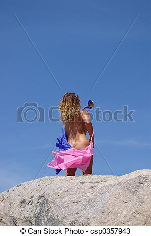 Stock Photos of In the Wind.