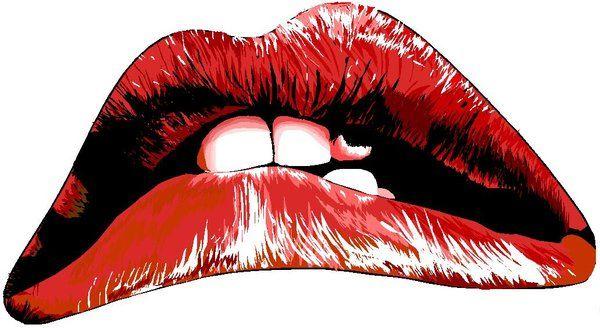 Rocky Horror Lips Clip Art Clipground