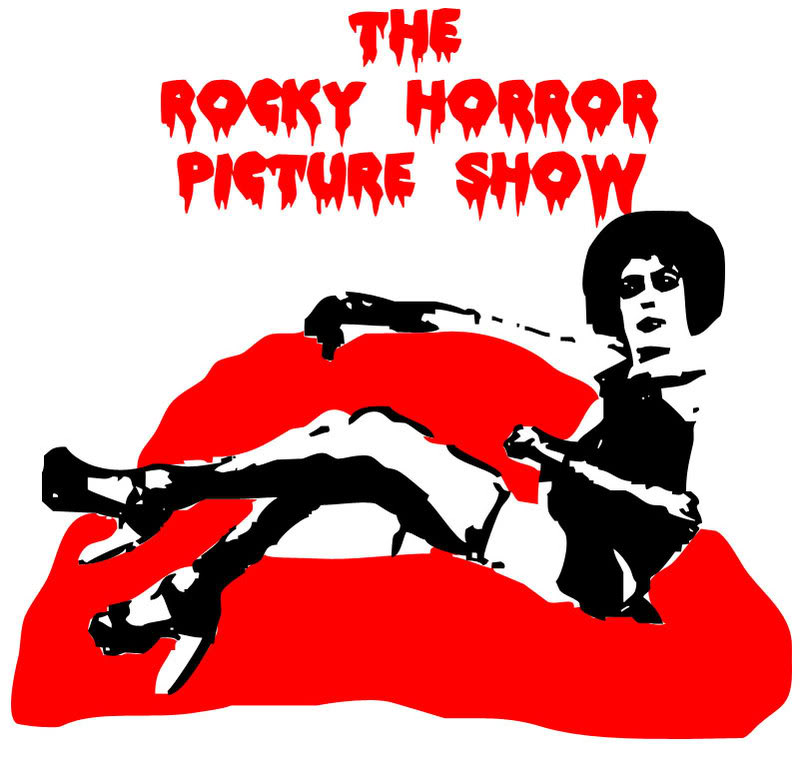 Rocky Horror Picture Show Stencil Photo by X.