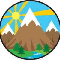 Rocky Mountain Clip Art.