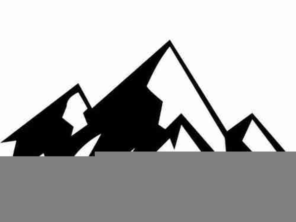 Free Clipart Rocky Mountains.