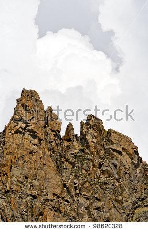 "jagged Rocks"" Stock Photos, Royalty."