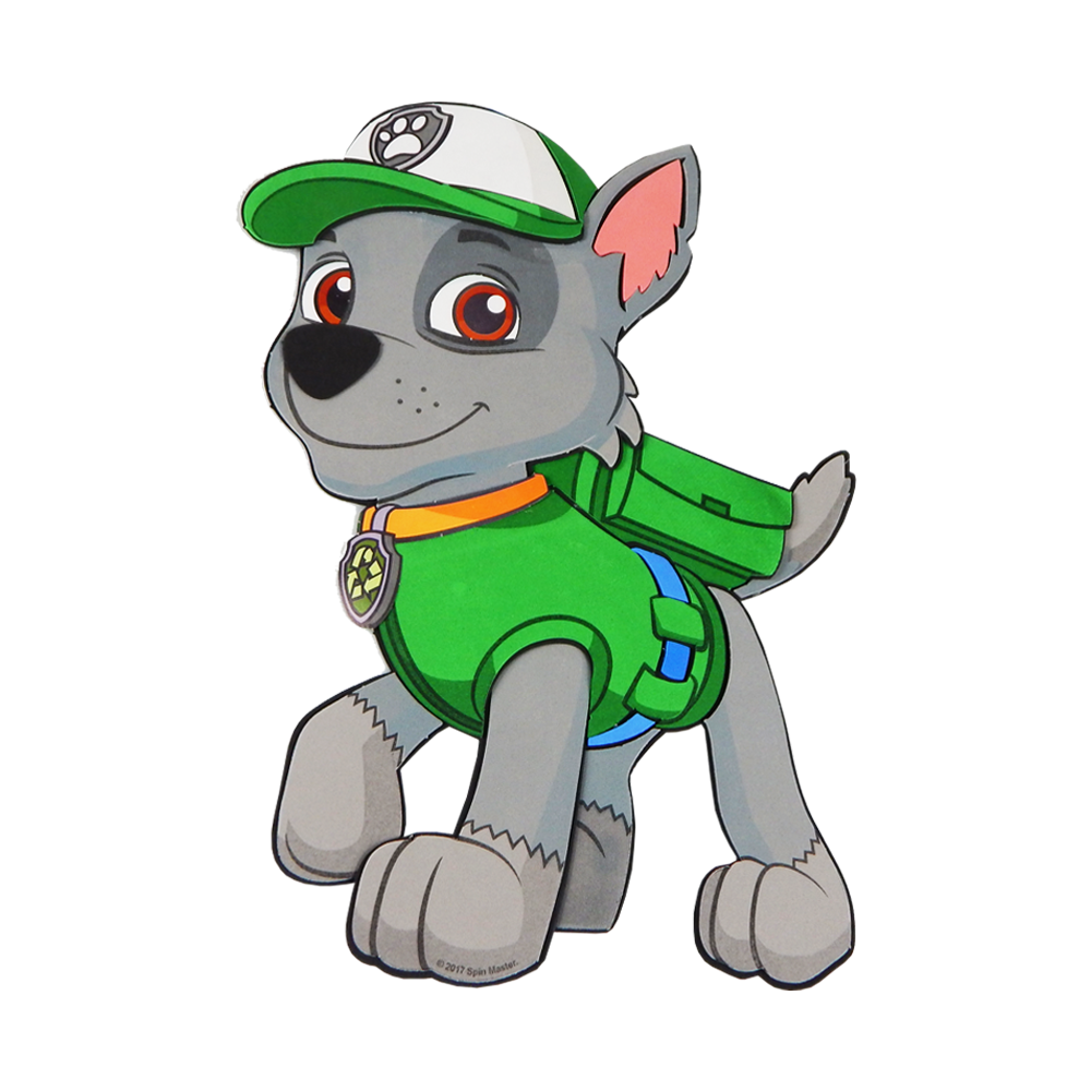 Rocky patrulha canina png 2 » PNG Image.