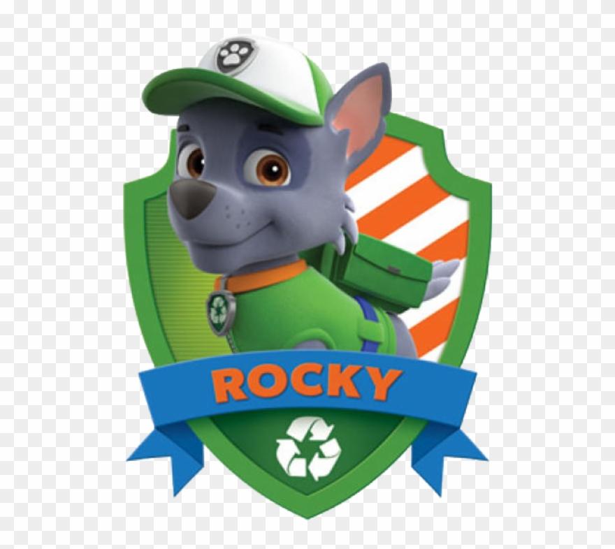 Patrulha Canina Rocky 5 Png.