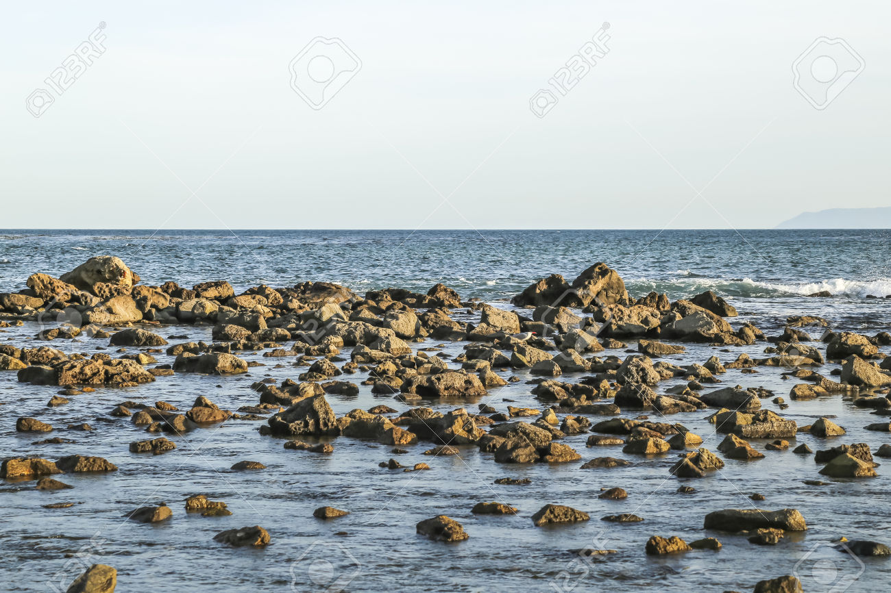 188 Rocky Shore Cliparts, Stock Vector And Royalty Free Rocky.