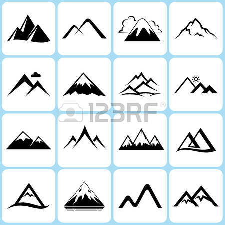 1,493 Rocky Terrain Stock Vector Illustration And Royalty Free.