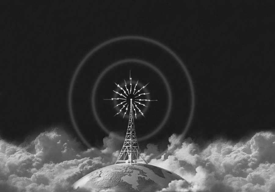 Rko logo picture radio tower clipart.