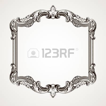 37,713 Rococo Stock Vector Illustration And Royalty Free Rococo.