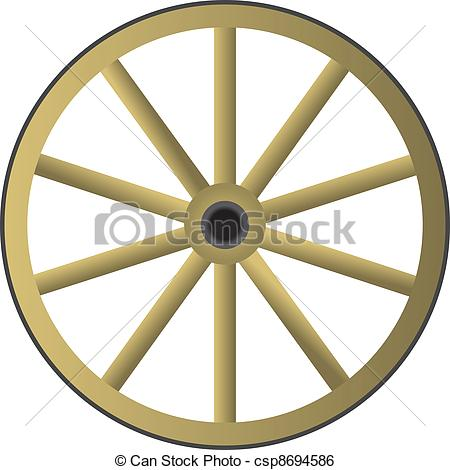 Wheel Clipart.