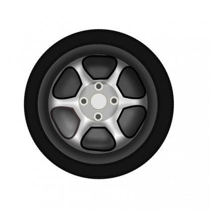 Wheel Free Vector / 4Vector.