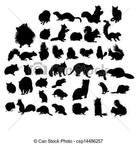 Rodent Clip Art and Stock Illustrations. 9,965 Rodent EPS.