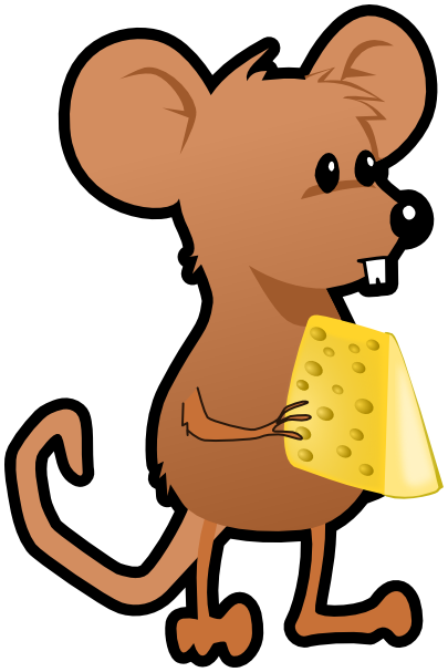 Free to Use & Public Domain Rodent Clip Art.
