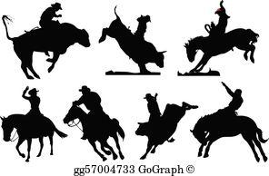 Rodeo Clip Art.