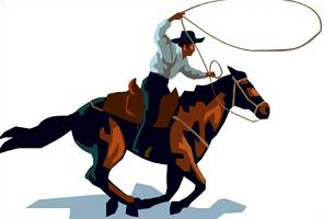 Rodeo Clipart.