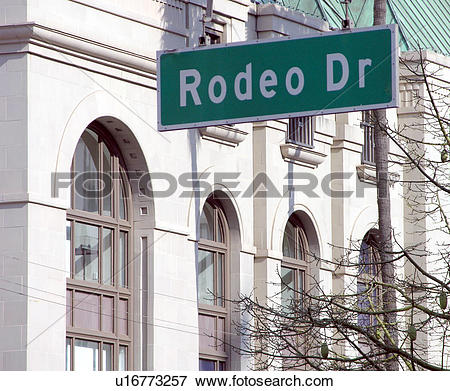 Picture of Rodeo Drive Beverly Hills u16773257.