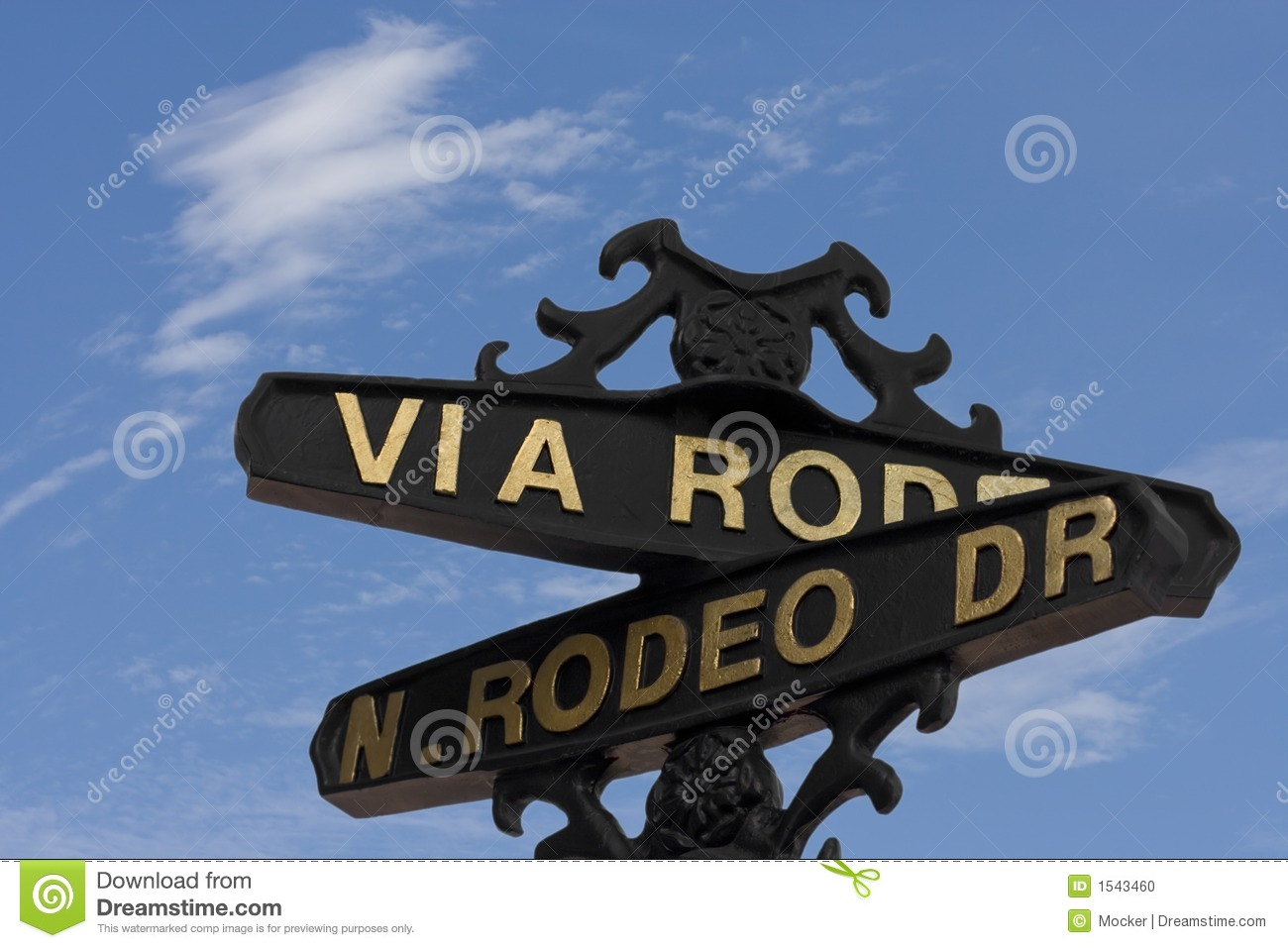 Rodeo Sign Clipart.