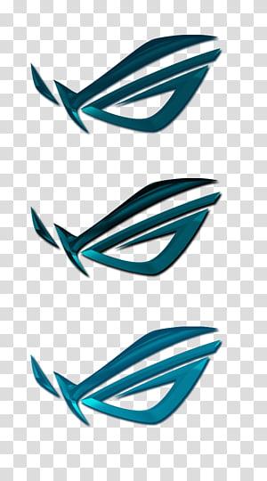 Rog Logo, ASUS ROG logo transparent background PNG clipart.