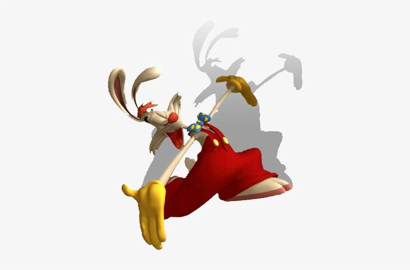 Roger Rabbit PNG Transparent Image.