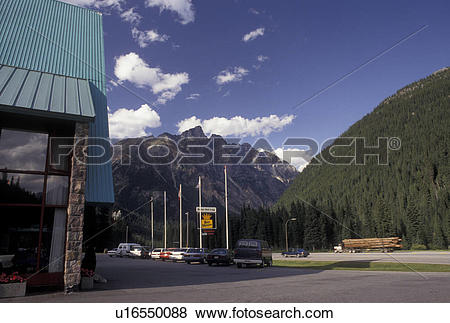 Pictures of Canada, British Columbia, Canadian Rockies, Rogers.