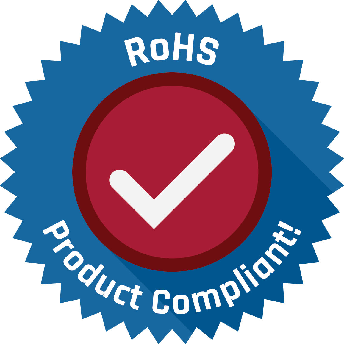 RoHS Compliant Manufacturer.