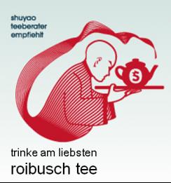 roibusch tee.