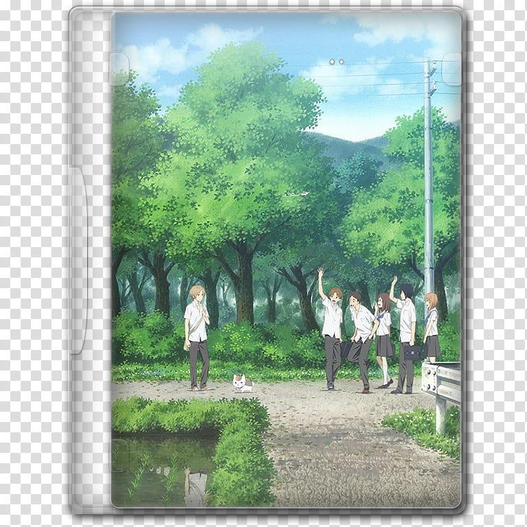 Anime Spring Season Icon , Natsume Yuujinchou Roku.