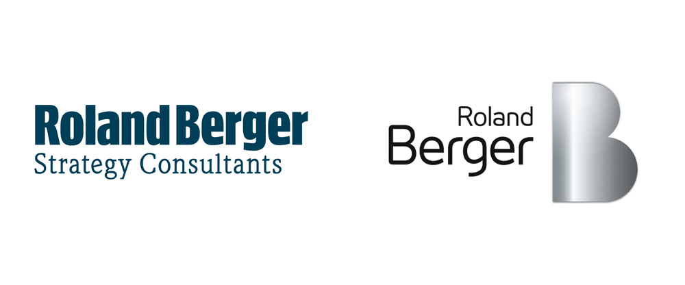 Brand New: New Logo and Identity for Roland Berger by Jung.