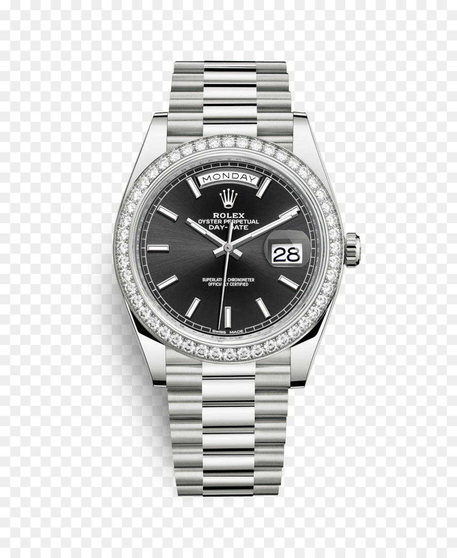 Rolex Datejust Watch png download.
